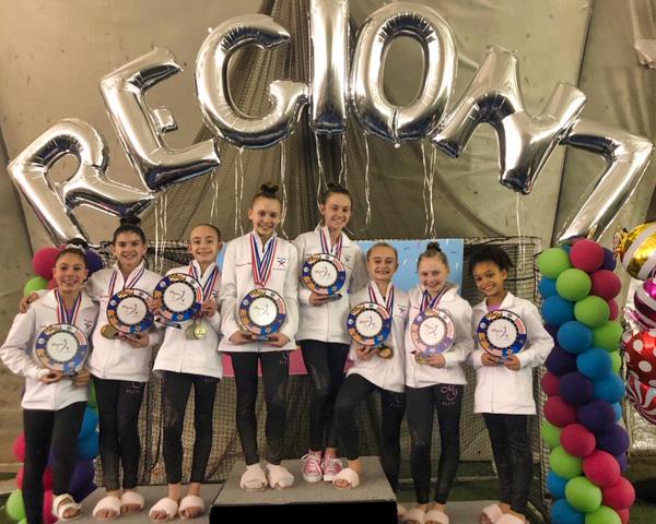 Regional Scores Usa Gymnastics New Jersey